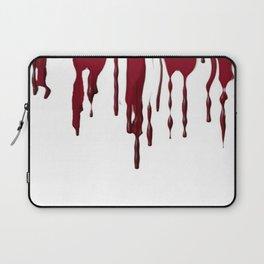 GOTH BLEEDING ART DESIGN Laptop Sleeve