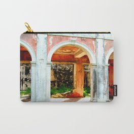 Haunted Harbour Island House Carry-All Pouch
