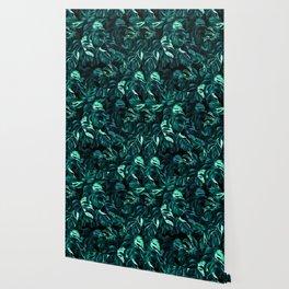TROPICAL GARDEN XII Wallpaper