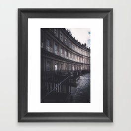 Bath Spa Framed Art Print