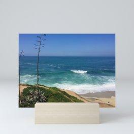 Ocean mood Mini Art Print
