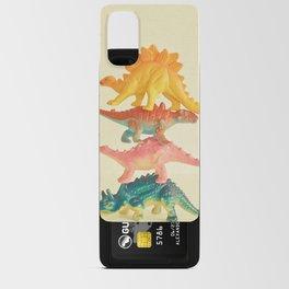 Dinosaur Antics Android Card Case
