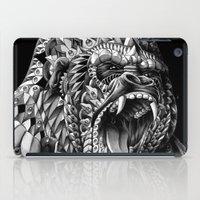 bioworkz iPad Cases featuring Gorilla by BIOWORKZ