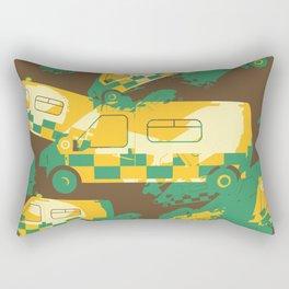 Ambulance Rectangular Pillow