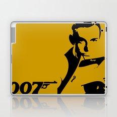 007 James Bond Laptop & iPad Skin