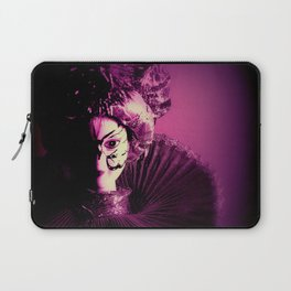 Purple Party Laptop Sleeve