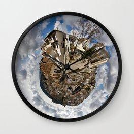 Chinchón Little Planet Wall Clock