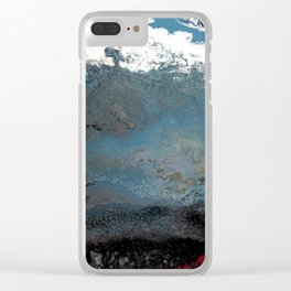 Ocean Clear iPhone Case