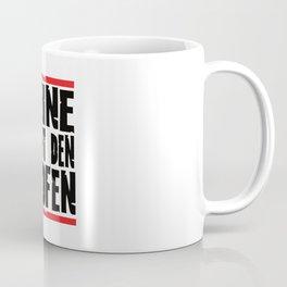 No Power To The Stupid No Energy Coffee Mug