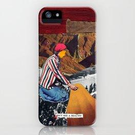 Liability iPhone Case