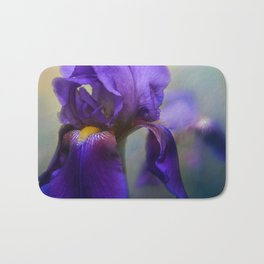 The First Iris Bath Mat