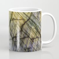 mineral Mugs featuring Mineral Stone by Santo Sagese