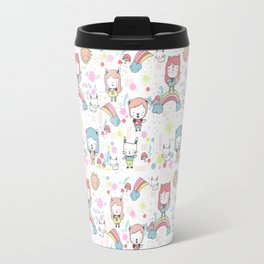 Rainbowland Travel Mug