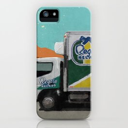 Regalo Helado - The Drug Truck - Better Call Saul iPhone Case