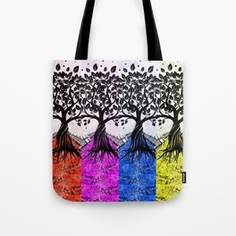 THEY COME IN COLORS Tote Bag