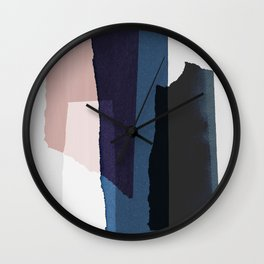 Pieces 3 Wall Clock