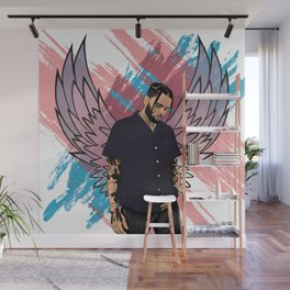 CHRIS Wall Mural