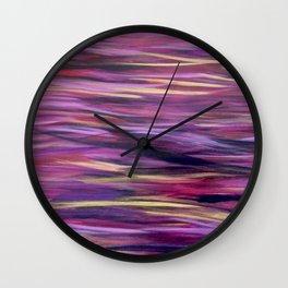 Passion At Play Wall Clock