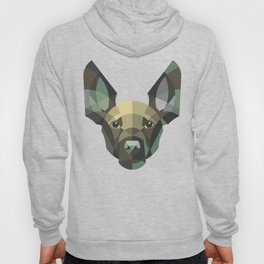 Geometry Dog Hoody