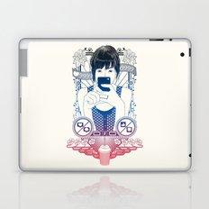 Mirror Selfie Laptop & iPad Skin