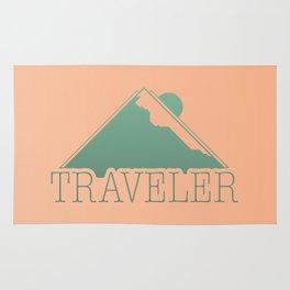 Traveler  Rug