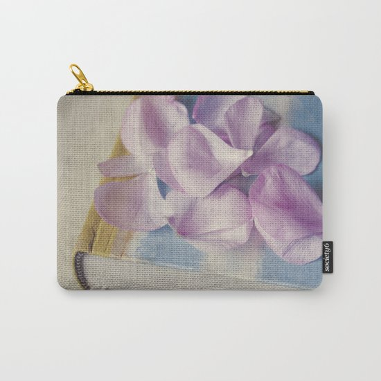 The Book Of Love Carry-All Pouch