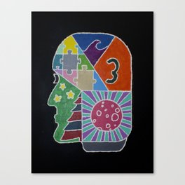 21st Century Dreaming Canvas Print