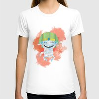kiki T-shirts featuring King KiKi by Unknown Illustration