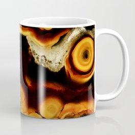 Fire Agate Coffee Mug