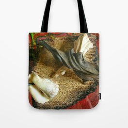 Expo sculptures Tote Bag