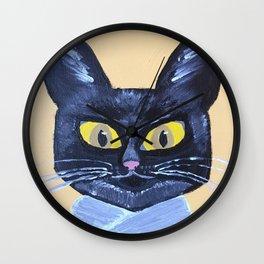 Marx the Cat Wall Clock