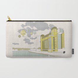 Baltic Flour Mill Gallery Carry-All Pouch