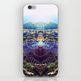 Interwoven Altitudes iPhone Skin