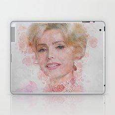 Zsa Zsa Gabor Laptop & iPad Skin