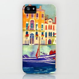 sunshine in Venezia iPhone Case