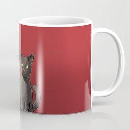Roommate Cats Coffee Mug