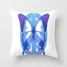 Hollyfly Throw Pillow