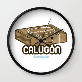 Calugón Wall Clock