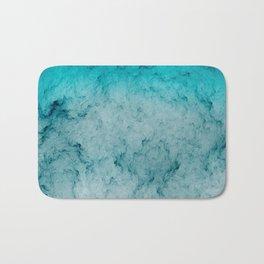 Deep Sea Blue Bath Mat