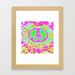Have a nice Day ! Framed Art Print