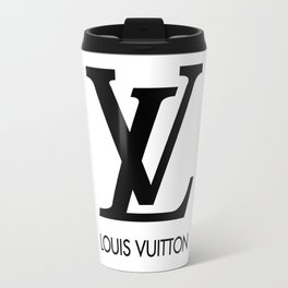 LV logo Travel Mug
