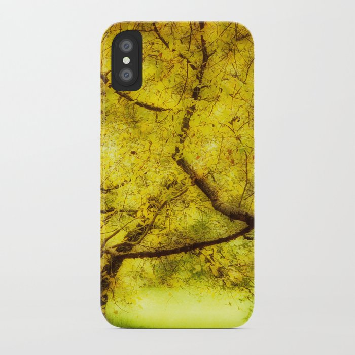 Arboretum Trees iPhone Case