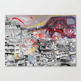 Tbilisi 3 Canvas Print