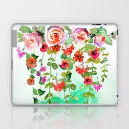 Hanging Roses Laptop & iPad Skin