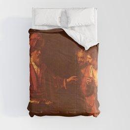 Rembrandt - Centurion Cornelius Comforters