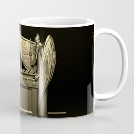 The Ark and the Cherubim Coffee Mug