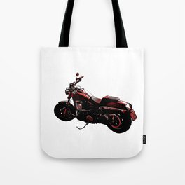 Motorcycle 2 Tote Bag