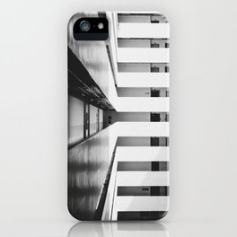Folded Lines 2 iPhone Case