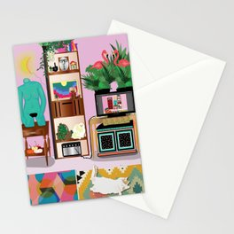 Kame House Stationery Cards