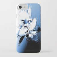 angel wings iPhone & iPod Cases featuring Angel Wings by Brian Raggatt